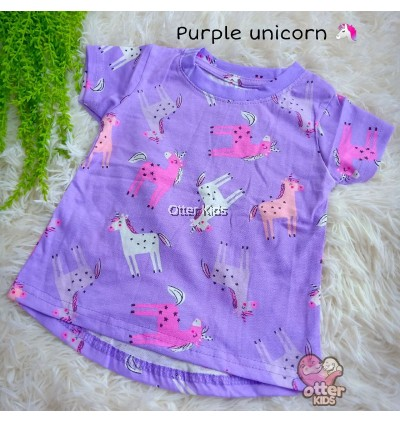 Motif Girl Shirt Q&K Baby Clothing - Part 4