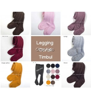 Baby Legging Pants Tight Corak Timbul - Part 1