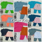 (CLEAR STOCK) Baju Melayu Cotton Baby Size (3m-18m) Raya Wear Kids Clothing