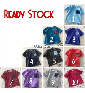 [NEW] Kurta Kids Baby Boy English Cotton 6m-5y Last Batch