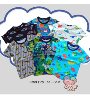 [Otter Kids] HM Baby Boy Tee Shirt New Batch (0m to 6y)